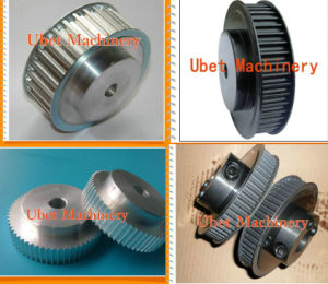 Straight Bored Htd8m Synchronous Belt Pulley pictures & photos
