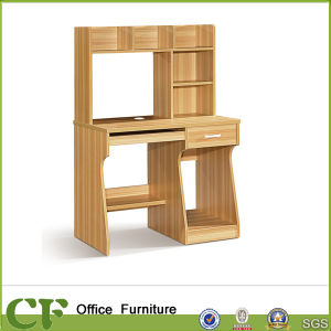 Simple Design Wooden Computer Table pictures & photos