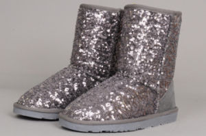 Hot Sell Sequins Snow Winter Boot