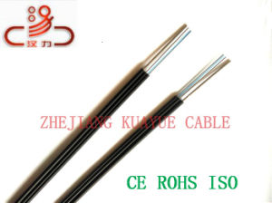 Drop Wire FTTH Cable/Computer Cable/ Data Cable/ Communication Cable/ Connector/ Audio Cable pictures & photos