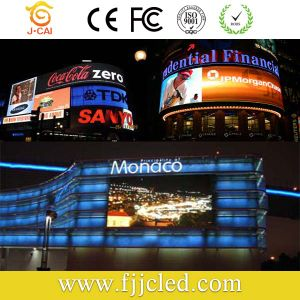P10 Full Color Pantalla LED Display Outdoor pictures & photos