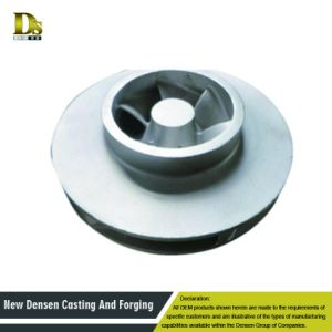 Precision Cast Stainless Steel Casting Casting Parts Impeller pictures & photos