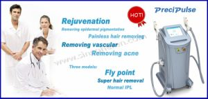 IPL Beauty Machine Shr Hair Remvoal CE & ISO & FDA Approved pictures & photos