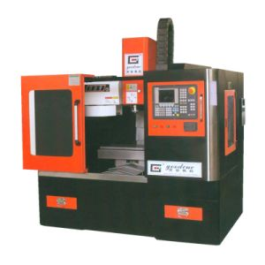CNC Vertical Drilling&Milling Machine Vmc420L pictures & photos
