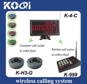 Restaurant Kitchen Order System china waiter restaurant wireless ordering system for kitchen