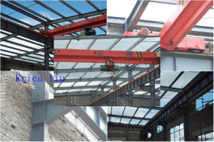 Professional Manufacturing 5-500t Overhead Crane with Hook pictures & photos