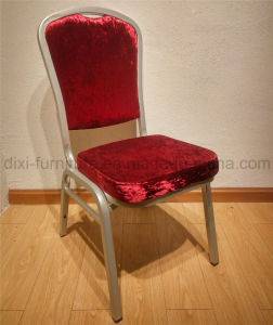 Hotel Banquet Iron Chair pictures & photos
