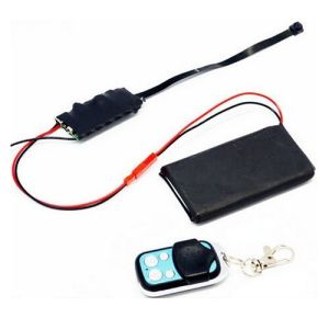HD Camera DIY Module 1080P DVR CCTV with Wireless Remote Control 3800mA pictures & photos