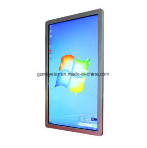 22 Inch 3G WiFi Full HD Wall Mounted Touch Screen Kiosk pictures & photos