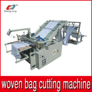 Cutting Machine for Cutting Plastic PP Woven Roll Into Pieces pictures & photos