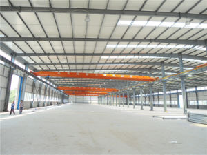 Steel Structure Workshop Prefabricated House/Steel Structure Warehouse/Container House (XGZ-287) pictures & photos