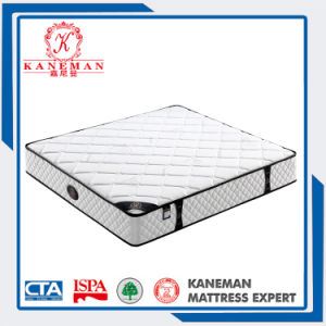 Columbia Bamboo Fabric Cool Fell Pocket Spring Mattress pictures & photos