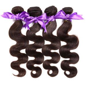 Ombre Virgin Hair Extensions 4 Bundles Grade 7A Brazilian Virgin Hair Body Wave Ombre Human Hair Weave Bundles 1b 4 27# pictures & photos