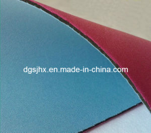 3-8mm Neoprene Laminated with Water-Repellent Nylon Fabric pictures & photos