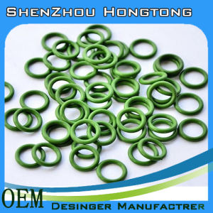 Green O-Ring with Completed Specifications pictures & photos