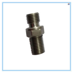 Precision Turning Part CNC Machining Spare Part for Anchor Bolt pictures & photos