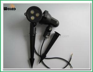 3W Garden LED Spot Lighting DC12V for Landscape Floodlight pictures & photos