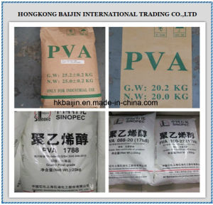 PVA (polyvinyl alcohol) /High Quality PVA for Industry pictures & photos
