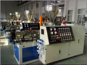 High Output Fully Automatic PVC Marble Profile Production Line pictures & photos