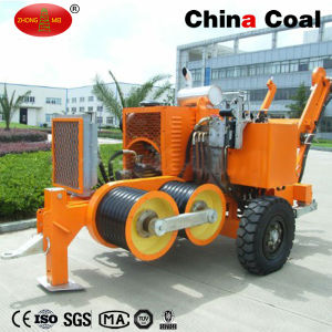 90kn Overhead Transmission 9t Hydraulic Puller Machine pictures & photos