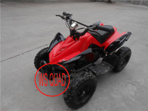 350W, 24V Powered Electric ATV Quad Children Electric Motorcycle (ET-EATV049) pictures & photos