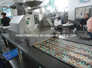 Automatic Alu-PVC Pharmacy Blister Packing Machine (tablet/capsule)
