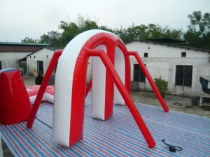 45 PCS Inflatable Paintball Bunker Obstacle Toys pictures & photos