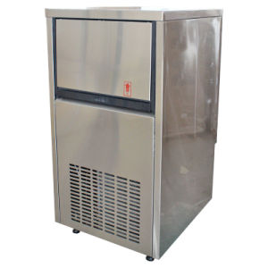 80kgs Commercial Cube Ice Maker for Food Service pictures & photos