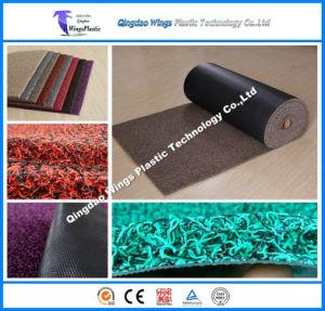 Anti-Slip Little Foot Printed PVC Coil Bath Mat pictures & photos