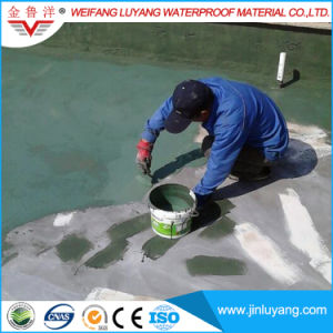 Waterbased Polyurethane (PU) Roofing Coating pictures & photos