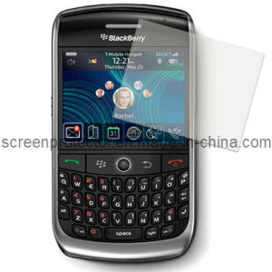 Clear Anti-Scratch Screen Protector for Blackberry Curve 8900 pictures & photos