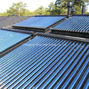 Low Temp Heat Pipe Solar Collector for -35 Degree pictures & photos