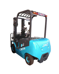 Electric Forklift (CPD35-1) pictures & photos