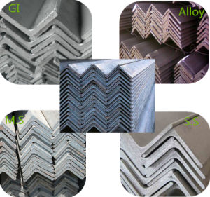 Angle Steel, Steel Angle Used in Construction/Bridge/Tower pictures & photos