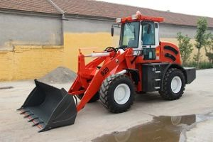 Zl20f Hzm Loader Construction Wheel Loader pictures & photos