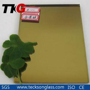 4mm Golden Bronze Silver Mirror Glass pictures & photos