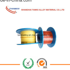 Resistance Wire nichrome wire 80/20 with insulation pictures & photos