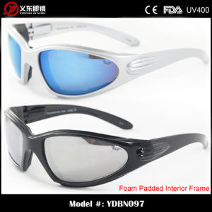 Cycling Sunglasses / Motorcycle Glasses / Biker Riding Sports Sunglasses with Spring Temple (YDBN097)