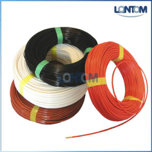 High Temperature Silicone Fiberglass Sleeving pictures & photos