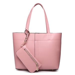 2017 High Quality Women Tote Leather Designer Handbag pictures & photos