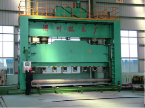 Straight Seam Welded Pipe JCD Forming Hydraulic Press pictures & photos