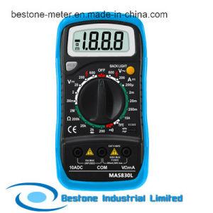 Digital Multimeter (MAS830L) pictures & photos
