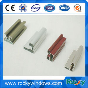 Durable Aluminum Profiles for Fixed Windows Made in China pictures & photos