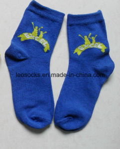 High Quality Baby Cheap Cotton Socks pictures & photos