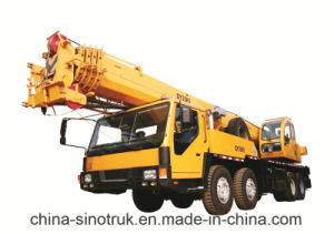 Top Quality Hoisting Mobile Truck Crane Qy30k5 of 30tons pictures & photos