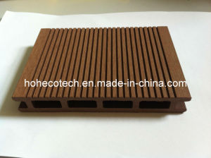 Wood Plastic Composites Flooring (145H21-A) pictures & photos