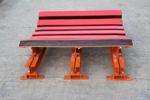 Heavy Type Hanging Buffer Bed for Belt Conveyor-14 pictures & photos