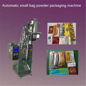 Small Coffee Bag Filling Packaging Packing Bagging Sealing Machine