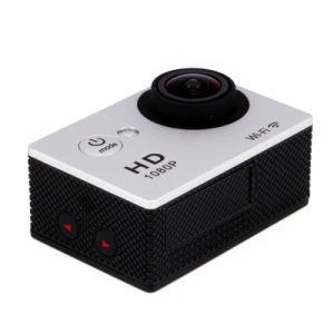 2.4G Controller 170deree Full HD 1080P 30fps 30m Waterproof Mini Action Camera pictures & photos