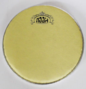 High Quality Tambourine Drum Head (DH-301) pictures & photos